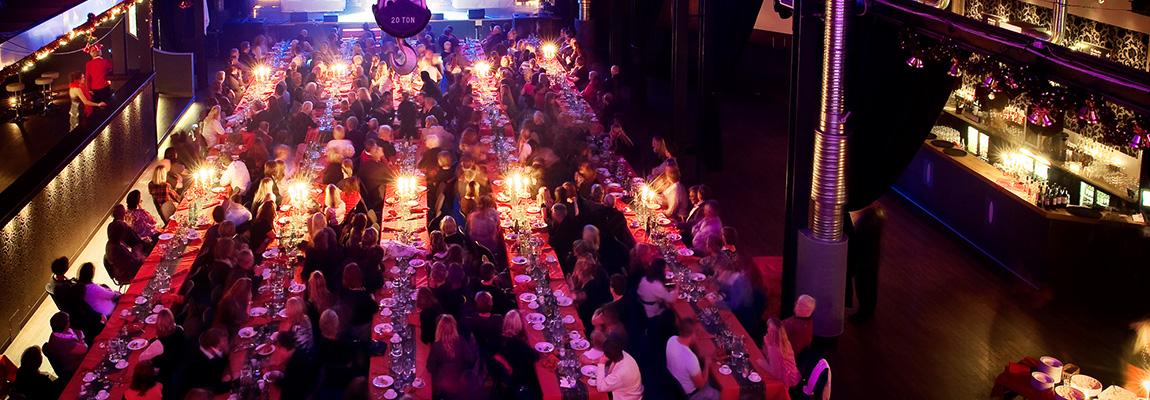 Event- och festlokaler