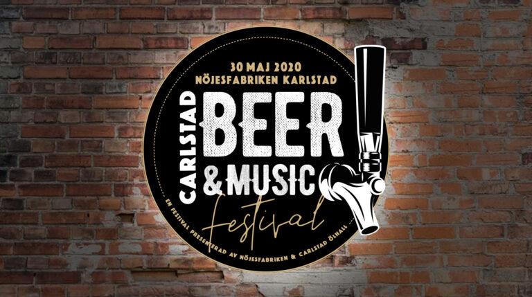 CARLSTAD BEER & MUSIC