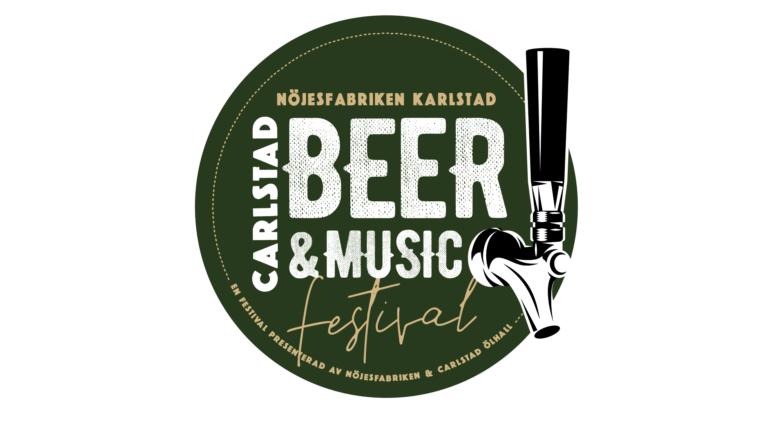 CARLSTAD BEER & MUSIC (FLYTTAS)