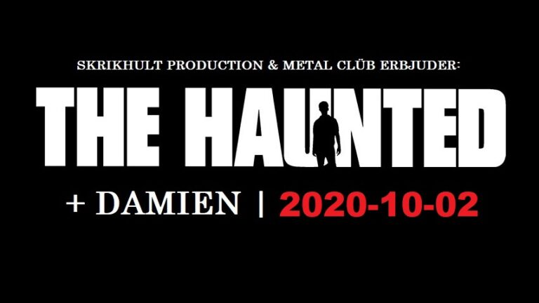 The Haunted + Damien