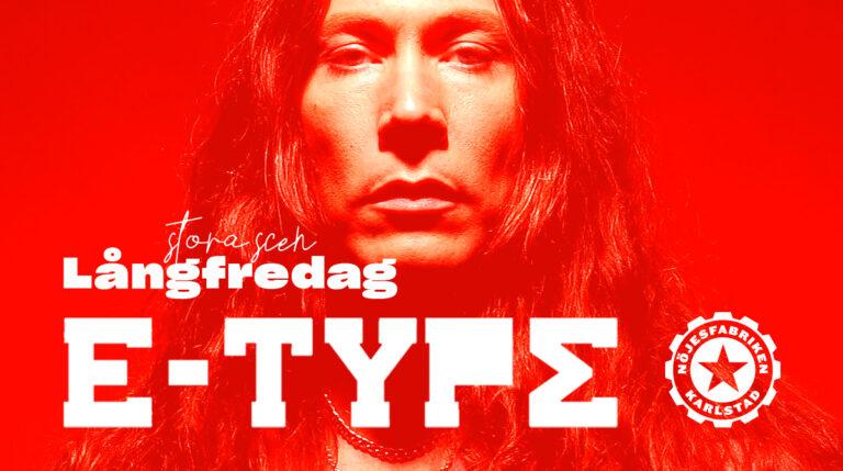 E-TYPE (FLYTTAS)