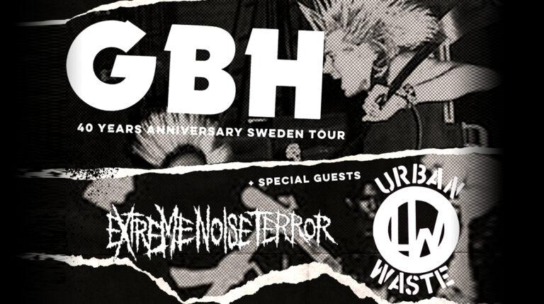 GBH + Urban Waste + Extreme Noise Terror