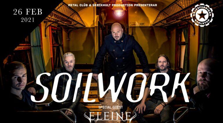 Soilwork + Eleine