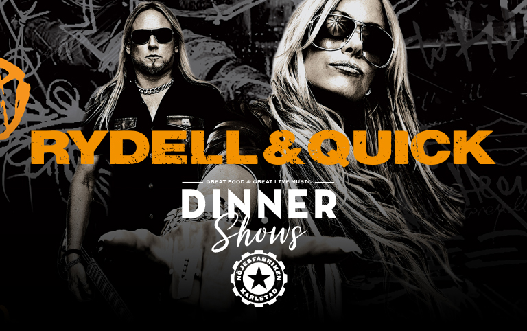 Rydell & Quick – Party Dinner Show