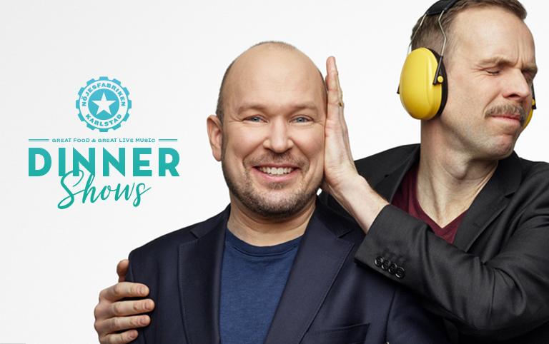 Björn & Johan – I väntan på vardagen