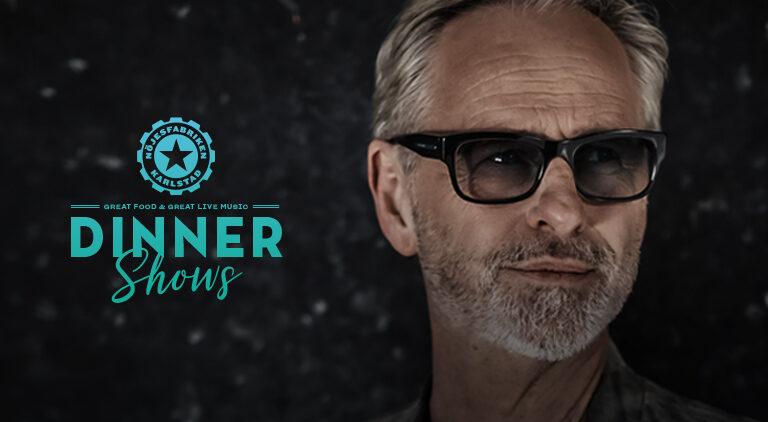 UNO SVENNINGSSON – Dinner Show