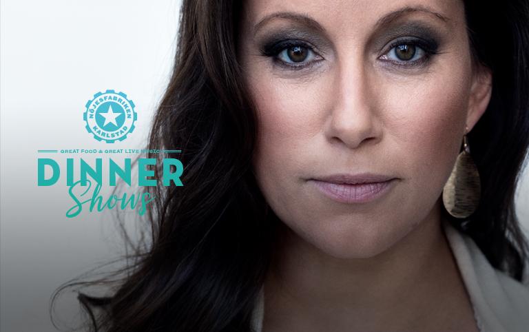 Lisa Nilsson – Dinner Show