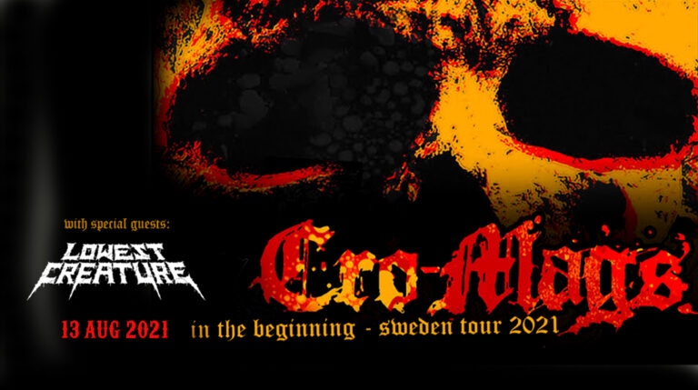 Cro-Mags + Lowest Creature