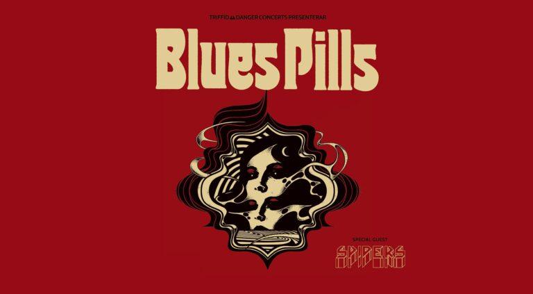 Blues Pills + Spiders