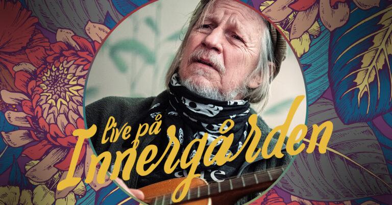Stefan Sundström – Live på Innergården