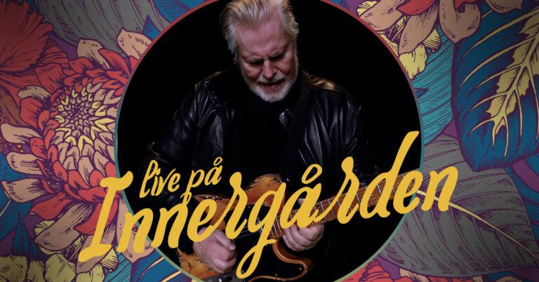 Roffe Wikström – Live på Innergården