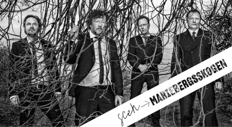 Weeping Willows – Live i Mariebergsskogen