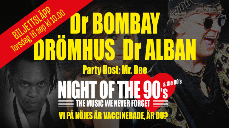 Night Of The 90´s & the 00´s